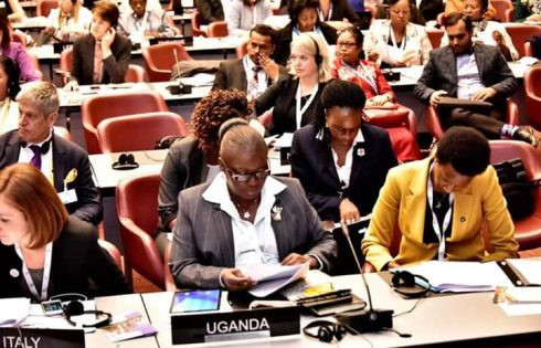 Speaker Rebecca Kadaga Appeals To Migrant Host Countries To Observe Human Rights, Freedom