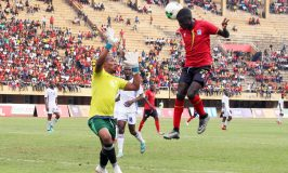 Uganda Cranes Team Departs For Lesotho After Pocketing A 3-0 Win At Namboole On Saturday