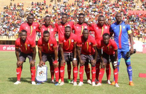 AFCON 2019: Uganda Cranes Beat Lesotho 3-0 At Namboole Stadium