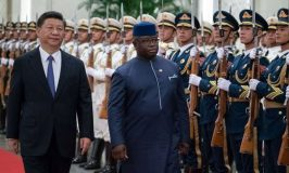 Sierra Leone revises terms of China funded Airport